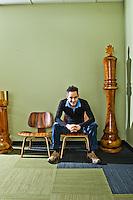 Portraits of Alexander Karp - Palantir - 2011