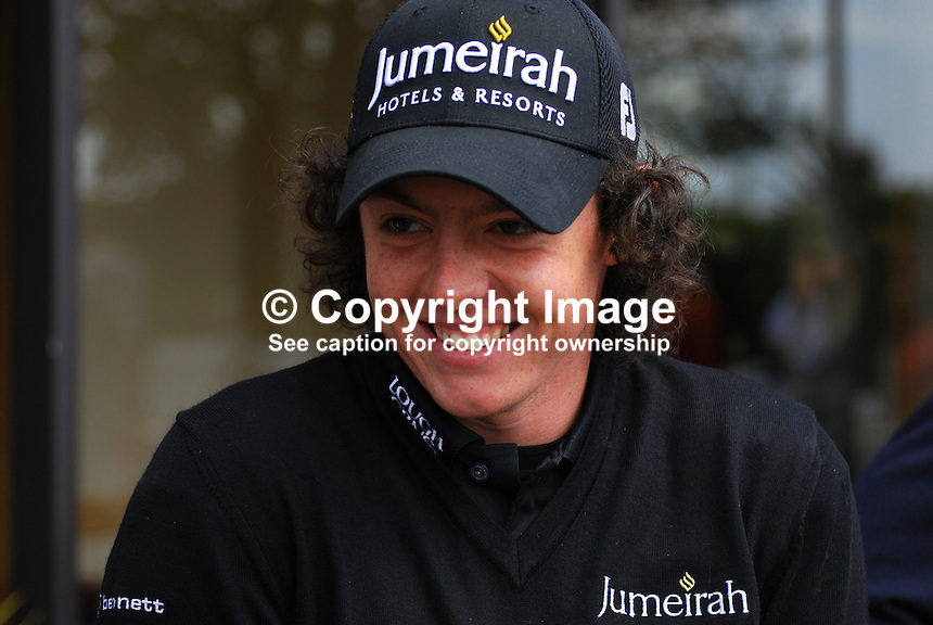 Rory McIlroy, professional golfer, N Ireland, UK, 200905122216..Taken at the Irish Open practice day, Tuesday, 12th May, 2009, at Baltray...Copyright Image from Victor Patterson, 54 Dorchester Park, Belfast, UK, BT9 6RJ..Tel: +44 28 9066 1296.Mob: +44 7802 353836.Voicemail +44 20 8816 7153.Skype: victorpattersonbelfast.Email: victorpatterson@mac.com.Email: victorpatterson@ireland.com (back-up)..IMPORTANT: If you wish to use this image or any other of my images please go to www.victorpatterson.com and click on the Terms & Conditions. Then contact me by email or phone with the reference number(s) of the image(s) concerned.