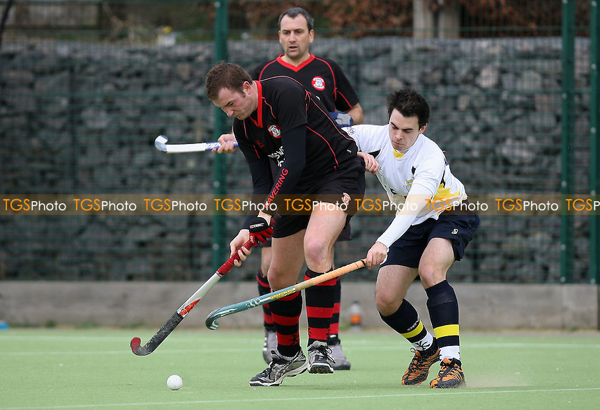 Havering HC vs Ipswich HC - East Hockey League at Campion School - 05/02/11 - MANDATORY CREDIT: Gavin Ellis/TGSPHOTO - Self billing applies where appropriate - Tel: 0845 094 6026