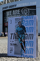 Derby County Program.  Derby County vs West Bromwich Albion, Sky Bet EFL Championship Football at Pride Park Stadium on 24th August 2019