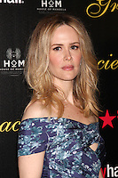 Sarah Paulson at the Alliance for Women in Media Foundation's 37th Annual Gracie National Awards at The Beverly Hilton Hotel on May 22, 2012 in Beverly Hills, California. ©mpi28/MediaPunch Inc.