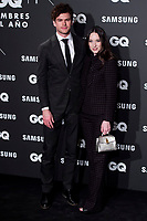 Musician Vance Joy attends the 2018 GQ Men of the Year awards at the Palace Hotel in Madrid, Spain. November 22, 2018. (ALTERPHOTOS/Borja B.Hojas) /NortePhoto.com