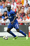 N'Golo Kante of Chelsea during the The FA Community Shield match at Wembley Stadium, London. Picture date 6th August 2017. Picture credit should read: Charlie Forgham-Bailey/Sportimage