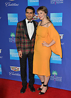 Kumail Nanjiani &amp; Emily V. Gordon at the 2018 Palm Springs Film Festival Awards at Palm Springs Convention Center, USA 02 Jan. 2018<br /> Picture: Paul Smith/Featureflash/SilverHub 0208 004 5359 sales@silverhubmedia.com