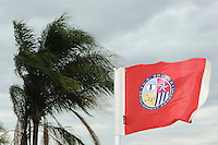 A US Soccer Development Academy corner flag during day one of the US Soccer Development Academy  Spring Showcase in Sarasota, FL, on May 22, 2009.