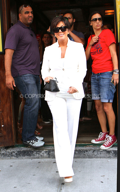 ACEPIXS.COM<br /> <br /> <br /> June 27 2014, New York City<br /> <br /> Kris Jenner out in the Meat Packing District on June 27 2014 in New York City<br /> <br /> <br /> By Line: Nancy Rivera/ACE Pictures<br /> <br /> ACE Pictures, Inc.<br /> www.acepixs.com<br /> Email: info@acepixs.com<br /> Tel: 646 769 0430