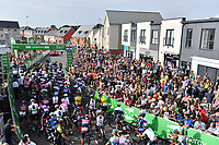 Picture By Simon Wilkinson/SWpix.com - 03/09/2018 Cycling- Tour of Britain 2018 Stage 2 - Cranbrook to Barnstaple<br /> -