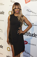 www.acepixs.com<br /> <br /> October 12 2017, London<br /> <br /> Laverne Cox arriving at the Virgin Holidays Attitude Awards 2017 at the Roundhouse on October 12 2017 in London.<br /> <br /> By Line: Famous/ACE Pictures<br /> <br /> <br /> ACE Pictures Inc<br /> Tel: 6467670430<br /> Email: info@acepixs.com<br /> www.acepixs.com