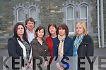 The Kerry Branch of the Institute of Guidance Counsellors will hold a public meeting next Monday, February 27th to raise awareness of the cuts to this vital service. .Front L-R Karen Rice (St Brendan's College Killarney Guidance Counsellor), Edel Hobbert (South West Counselling Centre), Niamh Dwyer (Guidance Counsellor at Scoil Phobail Sliabh Luachra Rathmore), Mary Collier (Parents Association of St Brendan's) .Back L-R Don Myers (National Parents Council Post Primary) and Nora Galvin (Parents Associations St Brendans)