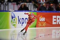 SCHAATSEN: HEERENVEEN: IJsstadion Thialf, 29-12-2012, Seizoen 2012-2013, KPN NK allround, 500m Dames, Yvonne Nauta, ©foto Martin de Jong