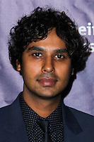 "BEVERLY HILLS, CA, USA - MARCH 26: Kunal Nayyar at the 22nd ""A Night At Sardi's"" To Benefit The Alzheimer's Association held at the Beverly Hilton Hotel on March 26, 2014 in Beverly Hills, California, United States. (Photo by Xavier Collin/Celebrity Monitor)"