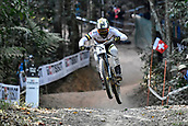 10th September 2017, Smithfield Forest, Cairns, Australia; UCI Mountain Bike World Championships; Troy Brosnan (AUS) team Canyon Factory Racing DH during the elite mens downhill race;