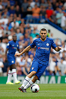 Mateo Kovačić of Chelsea on the ball during the Premier League match between Chelsea and Sheff United at Stamford Bridge, London, England on 31 August 2019. Photo by Carlton Myrie / PRiME Media Images.