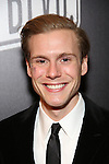 Zachary Booth Dorf attend the Broadway Opening Night of Sunset Boulevard' at the Palace Theatre Theatre on February 9, 2017 in New York City.