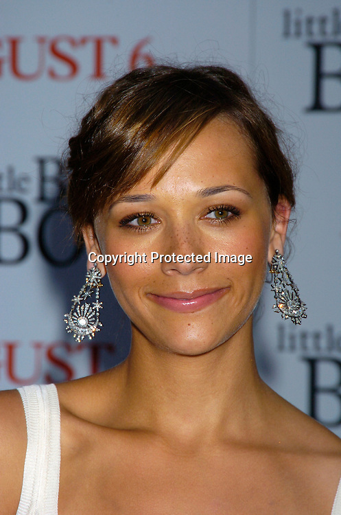 "Rashida Jones ..at The Premiere of "" Little Black Book"" on July 21, 2004 ..at The Ziegfeld Theatre. ..Photo by Robin Platzer, Twin Images"