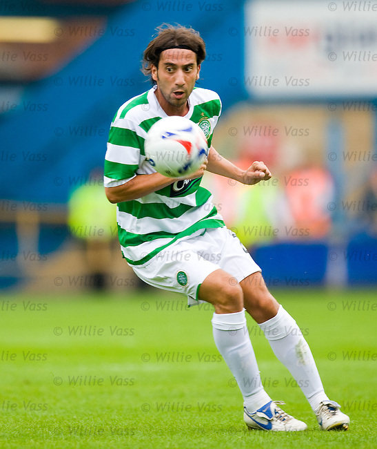 Andrea Capone, Celtic