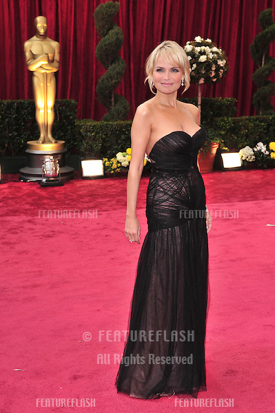 Kristin Chenoweth at the 80th Annual Academy Awards at the Kodak Theatre, Hollywood, CA..February 24, 2008 Los Angeles, CA.Picture: Paul Smith / Featureflash