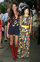 NEW YORK CITY, NY - August  01, 2012: Odette Yustman and Stacey Bendet at the screening of 'Celeste and Jess Forever' at the Sunshine Landmark Theater in New York City. © RW/MediaPunch Inc. /NortePhoto.com<br /> <br /> **SOLO*VENTA*EN*MEXICO**<br />  **CREDITO*OBLIGATORIO** *No*Venta*A*Terceros*<br /> *No*Sale*So*third* ***No*Se*Permite*Hacer Archivo***No*Sale*So*third*