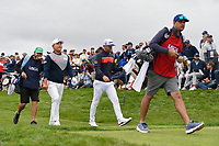 Bernd Wiesberger (AUT) heads down 9 during round 2 of the 2019 US Open, Pebble Beach Golf Links, Monterrey, California, USA. 6/14/2019.<br /> Picture: Golffile | Ken Murray<br /> <br /> All photo usage must carry mandatory copyright credit (© Golffile | Ken Murray)