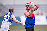 Director's Challenge during Swire Touch Tournament on 03 September 2016 in King's Park Sports Ground, Hong Kong, China. Photo by Marcio Machado / Power Sport Images