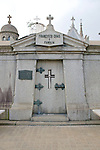 Tomb Of Francisco Chas Family, La Recoleta Cemetery