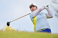 SINGAPORE - FEBRUARY 01: Shanshan Feng of China on the 6th tee during the second round of the HSBC Women's World Championship 2019 at Sentosa Golf Club - Tanjong Course, Singapore on March 01, 2019.<br /> .<br /> .<br /> .<br /> (Photo by: Naratip Golf Srisupab/SEALs Sports Images)<br /> .<br /> Any image use must include a mandatory credit line adjacent to the content which should read: Naratip Golf Srisupab/SEALs Sports Images