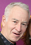 John McEnroe attend the Broadway Opening Performance of 'Charlie and the Chocolate Factory' at the Lunt-Fontanne Theatre on April 23, 2017 in New York City.
