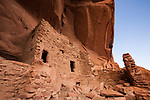 The Ancestral Pueblan ruin called the River House, near the San Juan River in the Shash Jaa Unit of the Bears Ears National Monument in southeastern Utah.