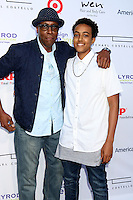Arsenio Hall, Arsenio Hall Jr<br /> at HollyRod Presents 18th Annual DesignCare, Sugar Ray Leonard's Estate, Pacific Palisades, CA 06-16-16<br /> David Edwards/DailyCeleb.com 818-249-4998