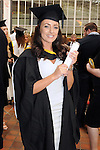 With Compliments,  25/8/2015  Attending the University of Limerick Conferrings was Hilary McGann, North Circular Road, who was conferred with a BA in Journalism and New Media.<br /> Pic: Gareth Williams / Press 22
