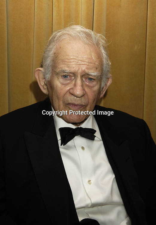 Norman Mailer ..at The 2005 National Book Awards on November 16, 2005 at The Marriott Marquis Hotel. ..Photo by Robin Platzer, Twin Images