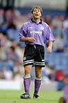 Ally McCoist in Rangers seldom seen lilac adidas kit in 1994
