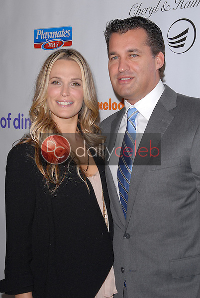 Molly Sims, Scott Stuber<br />