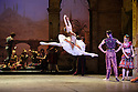 London, UK. 12.01.2016. English National Ballet present Le Corsaire, at the London Coliseum. Picture shows: Isabelle Brouwers (Odalisque). Photograph © Jane Hobson.