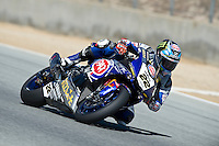2016 FIM Superbike World Championship, Round 09, Laguna Seca, United States of America, 7 - 10 July 2016, Alex Lowes, Yamaha