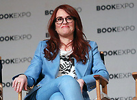 NEW YORK, NY - MAY 31: Megan Mullally at the Book Expo 2018 Adult &amp; Author Breakfast at The Javits Center in New York City on May 31, 2018. <br /> CAP/MPI99<br /> &copy;MPI99/Capital Pictures