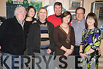 Pictured at the New Years Eve party in Darby O'Gills, Killarney were Timmy O'Mahony, Linda Linehan, Laurence Kelly, Tony and Joan Lenihan, robert and Mary Bouwer.