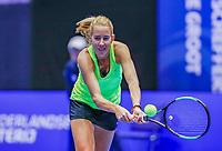 Rotterdam, Netherlands, December 12, 2017, Topsportcentrum, Ned. Loterij NK Tennis, Chayenne Ewijk (NED)<br /> Photo: Tennisimages/Henk Koster