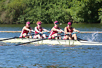 Race: 5  Event: Aspirational Club 4-<br /> Crew: 95  Club: Marlow<br /> <br /> Henley Women's Regatta 2018<br /> Friday<br /> <br /> To purchase this photo, or to see pricing information for Prints and Downloads, click the blue 'Add to Cart' button at the top-right of the page.