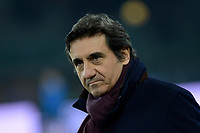 25th January 2020; Olympic Grande Torino Stadium, Turin, Piedmont, Italy; Serie A Football, Torino versus Atalanta; Urbano Cairo, the President of Torino FC