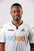 Pictured: Jordan Ayew. Wednesday 05 July 2017<br /> Re: Swansea City FC training at Fairwood training ground, UK