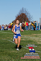 Class 1 Girls @ 2.5 miles 2013 MO State XC