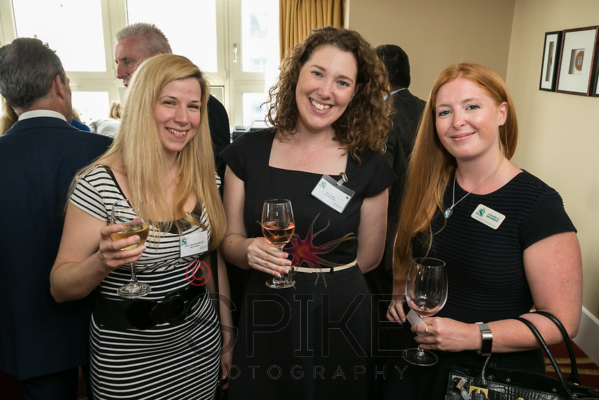 From left are Jenny Lamacraft of Jen Creative, Kerri Saxby of Shooting Star and Charlotte Moreland of Training for Business