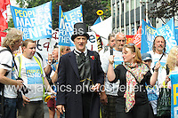 Peoples March for the NHS - Central London, Saturday 6th Sept 2014 - <br />