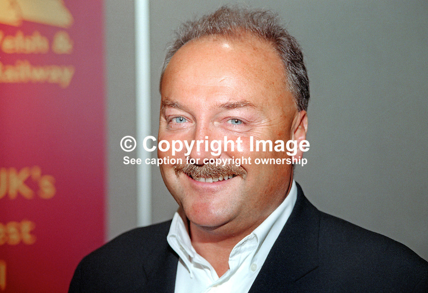 George Galloway, MP, Labour Party, UK, annual, conference, October 1997, 199701005<br />