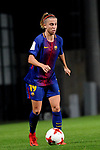 Spanish Women's Football League Iberdrola 2017/18 - Game: 9.<br /> FC Barcelona vs Madrid CFF: 7-0.<br /> Barbara Latorre.