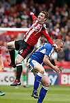 John Fleck of Sheffield Utd in action during the English League One match at  Bramall Lane Stadium, Sheffield. Picture date: April 30th 2017. Pic credit should read: Simon Bellis/Sportimage
