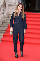 "Bee Beardsworth<br /> arriving for the premiere of ""The Wife"" at Somerset House, London<br /> <br /> ©Ash Knotek  D3418  09/08/2018"