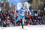 10/02/2017, Hochfilzen - IBU World Championships Biathlon 2017 Hochfilzen.<br /> Women 7.5 km Sprint race in Hochfilzen, Austria on February 10, 2017.