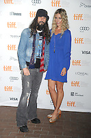 TORONTO, ON - SEPTEMBER 10: Filmmaker/musician Rob Zombie and actress Sheri Moon Zombie attend 'The Lords Of Salem' Premiere during the 2012 Toronto International Film Festival at the Ryerson Theatre on September 10, 2012 in Toronto, Canada. ©mpi01/MediaPunch Inc. /NortePhoto.com<br /> <br /> **CREDITO*OBLIGATORIO** *No*Venta*A*Terceros*<br /> *No*Sale*So*third*...